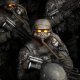 Killzone, soldiers, video games, helmet wallpaper