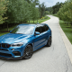 bmw f85 x5m, velos d7 forged wheels, bmw, supercars, road, nature, cars, tree wallpaper