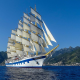 royal clipper, sailboat, ship, sea wallpaper