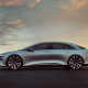 2019 lucid air, cars, electric car, concept, wheels wallpaper