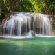 nature, cascades, water, stones, waterfall wallpaper
