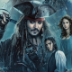 pirates of the caribbean: dead men tell no tales, pirates of the caribbean, movies, jack sparrow, johnny depp, pirate, carina smyth, henry, kaya scodelario, brenton thwaites wallpaper