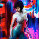 ghost in the shell, movies, major, scarlett johansson, actress, women, celebrity wallpaper
