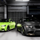 bmw m3, bmw, cars, garage wallpaper