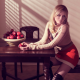 kirsten dunst, gotham, actress, women, blonde, apple, skirt wallpaper