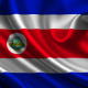 flag, costa rica, flag of costa rica wallpaper