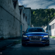 audi, cars, blue car, tuning wallpaper