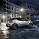 2016 toyota c-hr, toyota, suv, cars, toyota c-hr, city, night wallpaper
