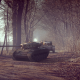 wargaming, World of Tanks, M26 Pershing, tank wallpaper