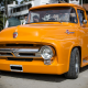 ford f-100, cras, retro cars, pickup wallpaper