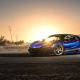 honda nsx, dream project, nsx, acura, honda, cars, sunset wallpaper