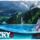 farcry 3, farcry, video games, art, beach, knife, island, sea wallpaper