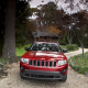 2011 jeep compass, cars, jeep compass, jeep, red cars wallpaper