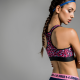 women, sports bra, ponytail, braid, sportswear, head band, bare shoulders wallpaper