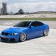 bmw m3, bmw, cars, blue car, bme e92 m3 wallpaper