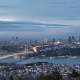 Istanbul, turkey, panorama, city, bosphorus bridge, bosphorus, bridge wallpaper