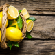 fruit, food, citrus, lemon wallpaper