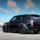 range rover lumma clr r, range rover, cars, black car wallpaper