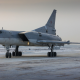tu-22m, tu-22, tupolev, supersonic, airfield, missile-carrying bomber, bomber, aircraft, aviation wallpaper