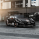 porsche 911 turbo s, techart, porsche 911, porsche, black car, cars, tuning wallpaper