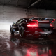 porsche 911, porsche, porsche 911 turbo s, techart, cars, black car wallpaper