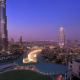 ramada hotel, dubai downtown, dubai, uae, skyscrapers, city wallpaper