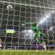 keylor andres navas gamboa, paulo dybala, uefa, champions league, cardiff, football, goalkeeper wallpaper