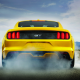 ford mustang v8 gt, ford mustang gt, ford mustang, ford, cars, yellow car wallpaper