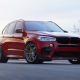 bmw x5m suv, tuning, predator, red cars, bmw x5, bmw f85, bmw, cars wallpaper