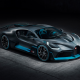bugatti divo, rear view, hypercar, bugatti, cars, supercar, black car wallpaper