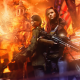 homefront: the revolution, weapons, art, girls, fire, video games wallpaper