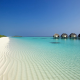 maldives, ocean, sea, beach, nature, island wallpaper