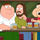 Family Guy, Peter Griffin, Glenn Quagmire, beer, Jesus Christ, TV wallpaper