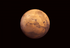 Mars, planet, Solar System, space wallpaper