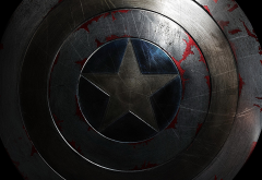 Captain America, shields, movies wallpaper