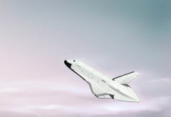 artwork, space, shuttle, art, graphics wallpaper