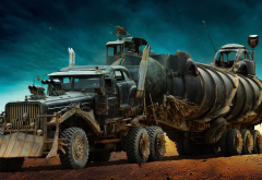 Mad Max, Mad Max: Fury Road, car, truck, movies wallpaper
