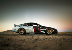 Nissan, Nissan 300ZX, Speedhunters, car wallpaper