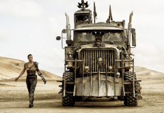 Mad Max, Mad Max: Fury Road, movies, women, men, actor, actress, Charlize Theron wallpaper