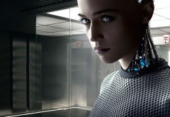 Ex Machina, Alicia Vikander, movies, robot, android, women, actress, science fiction wallpaper