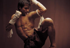 Tony Jaa, actor, martial arts, movies, men wallpaper