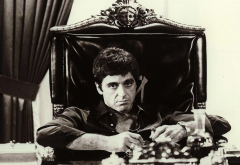 Al Pacino, movies, Scarface, actor wallpaper