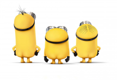 minions, Despicable Me wallpaper