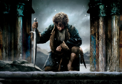 the hobbit, sword, the lord of the eings, frodo, movies wallpaper