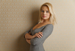 Margot Robbie, actresses, women, celebrities, blonde, long hair wallpaper