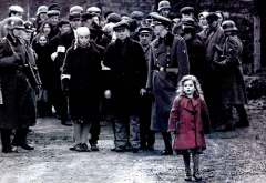 schindlers list, movies, girl wallpaper