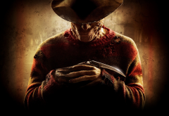freddy krueger, horror, movies, hat wallpaper