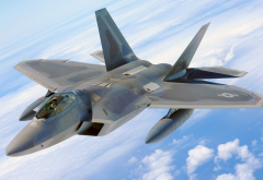 f-22, raptor, military aircraft, us air force wallpaper