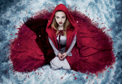 amanda seyfried, red riding hood, actress, women, movies wallpaper