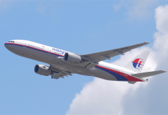 9m-mre, boeing 777-200, malaysia airlines, boeing, aircraft wallpaper